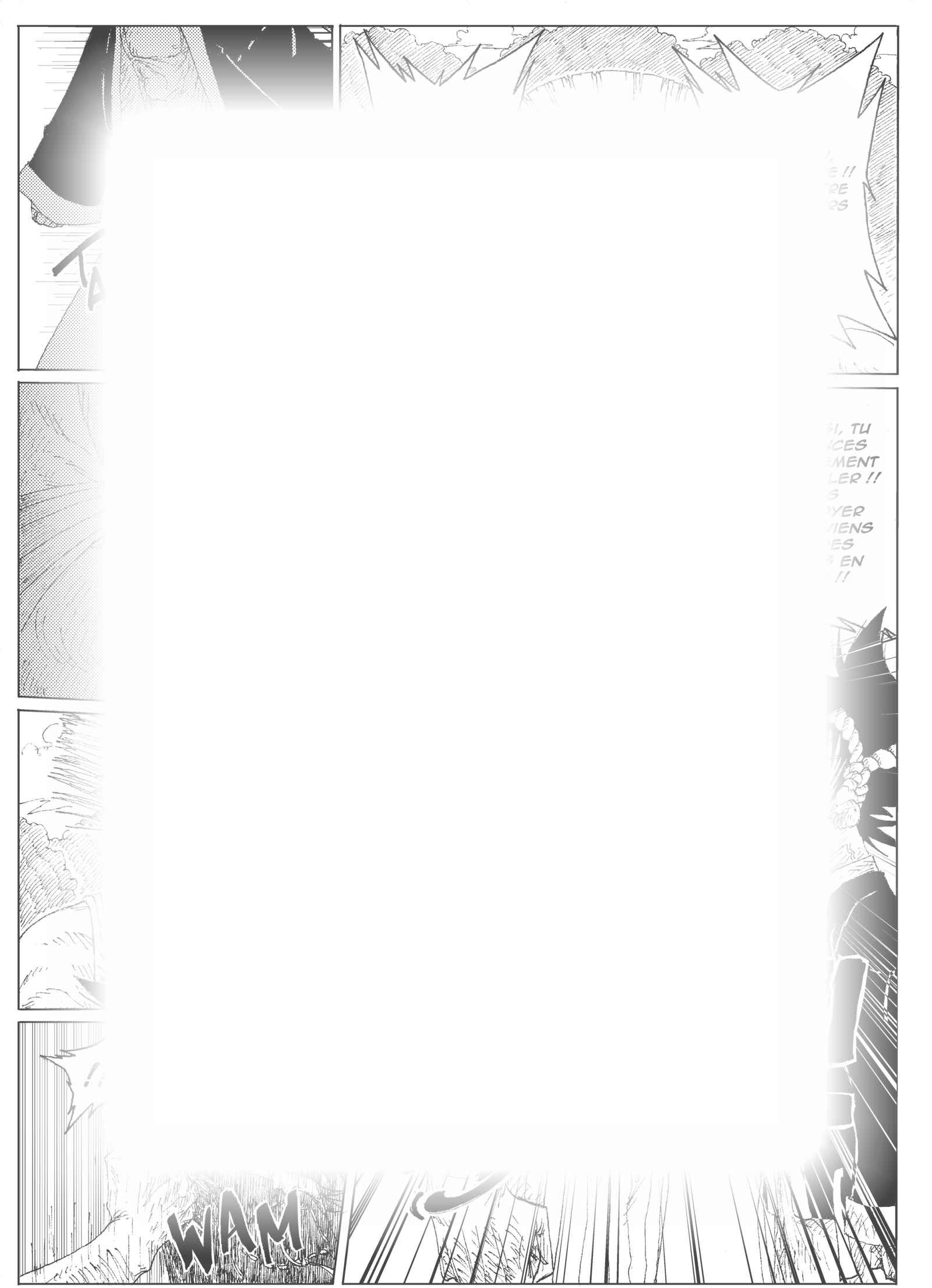 The Last Sasori : Chapitre 5 page 4