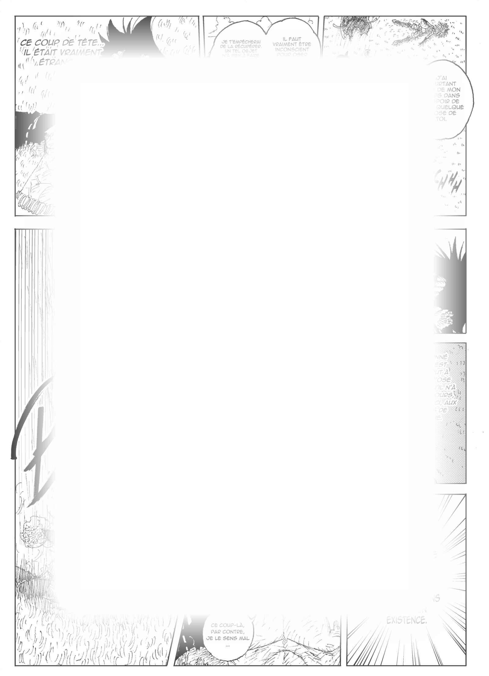 The Last Sasori : Chapitre 5 page 6