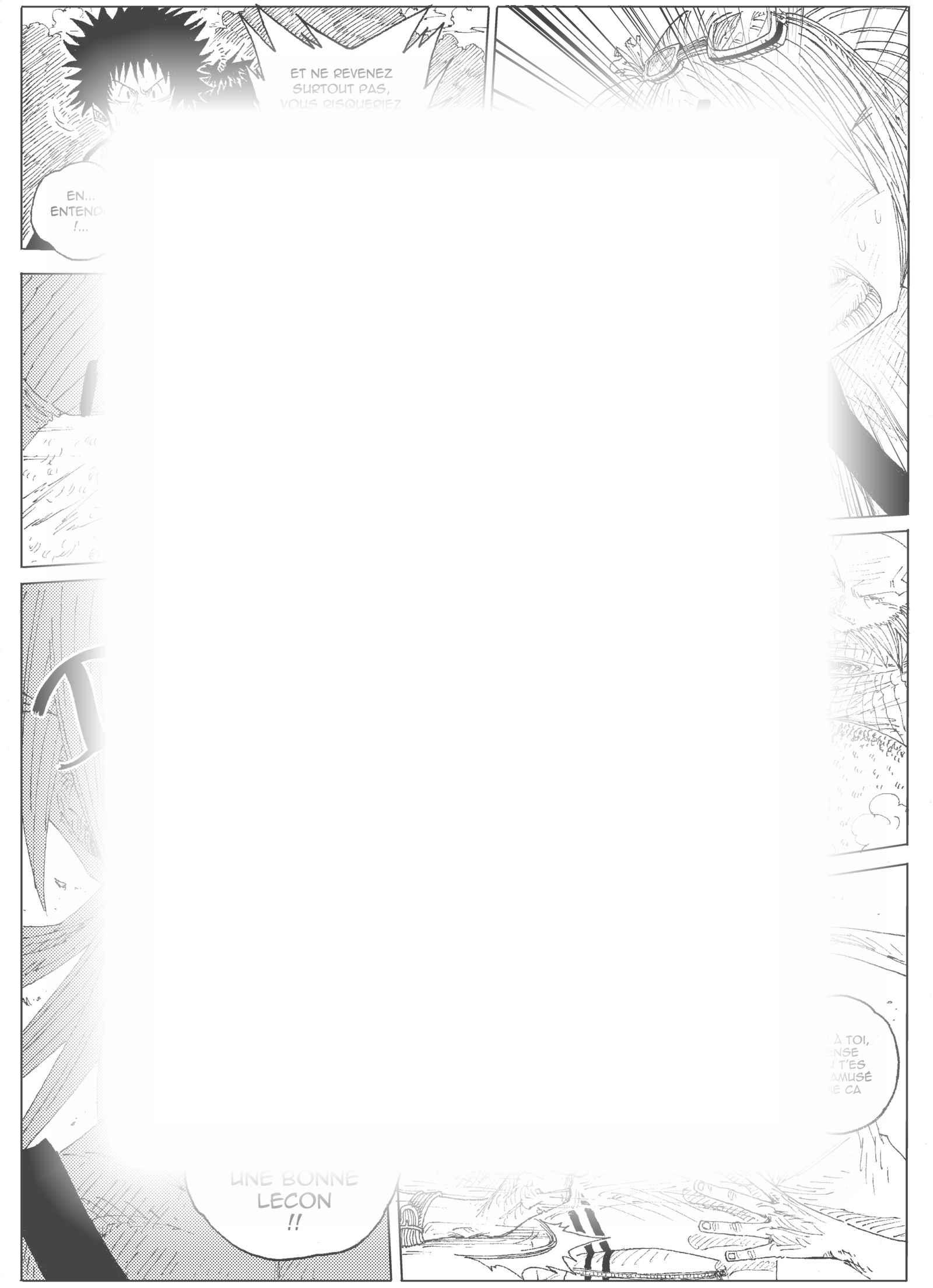 The Last Sasori : Chapitre 5 page 8