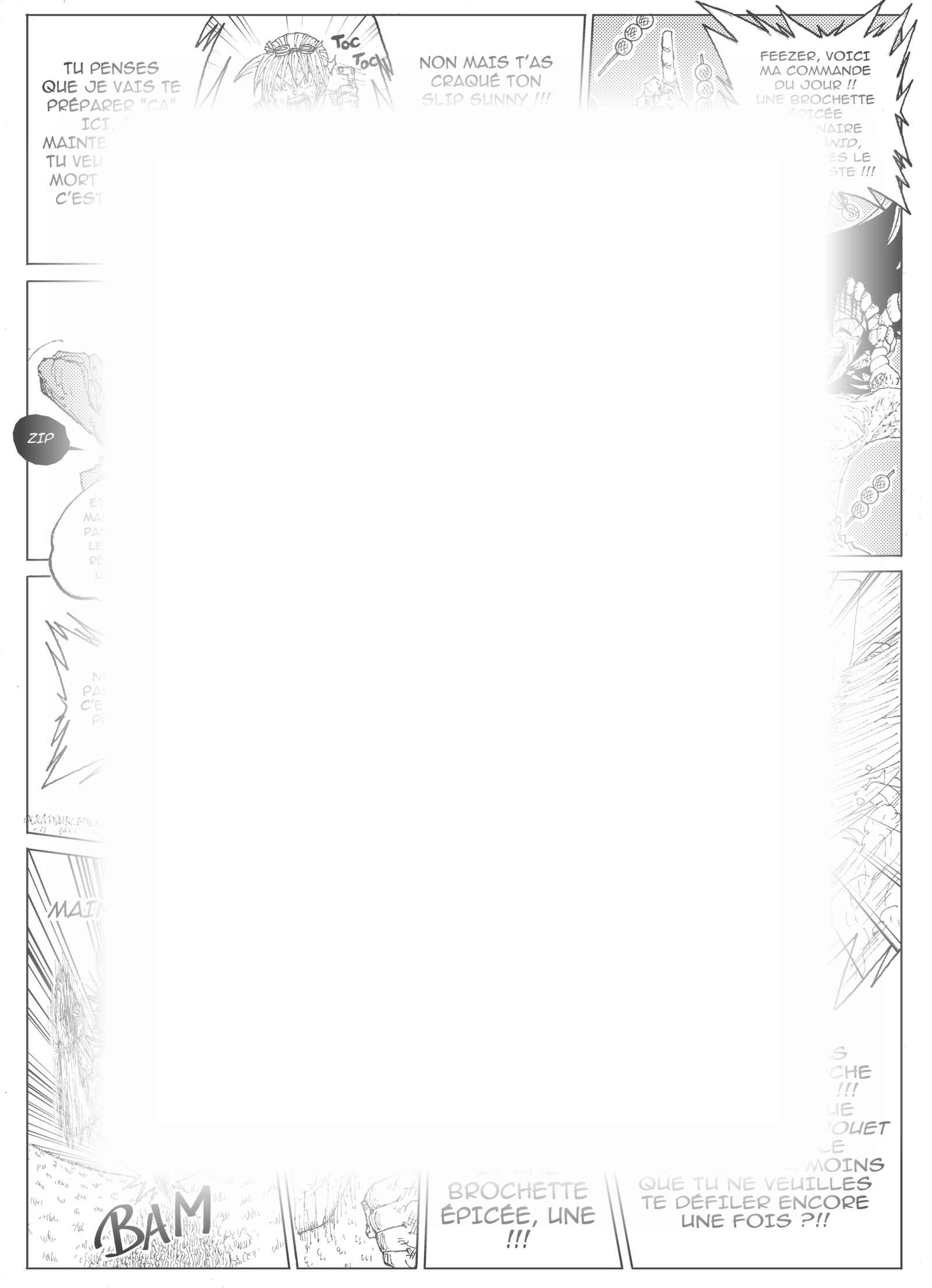 The Last Sasori : Chapitre 5 page 15