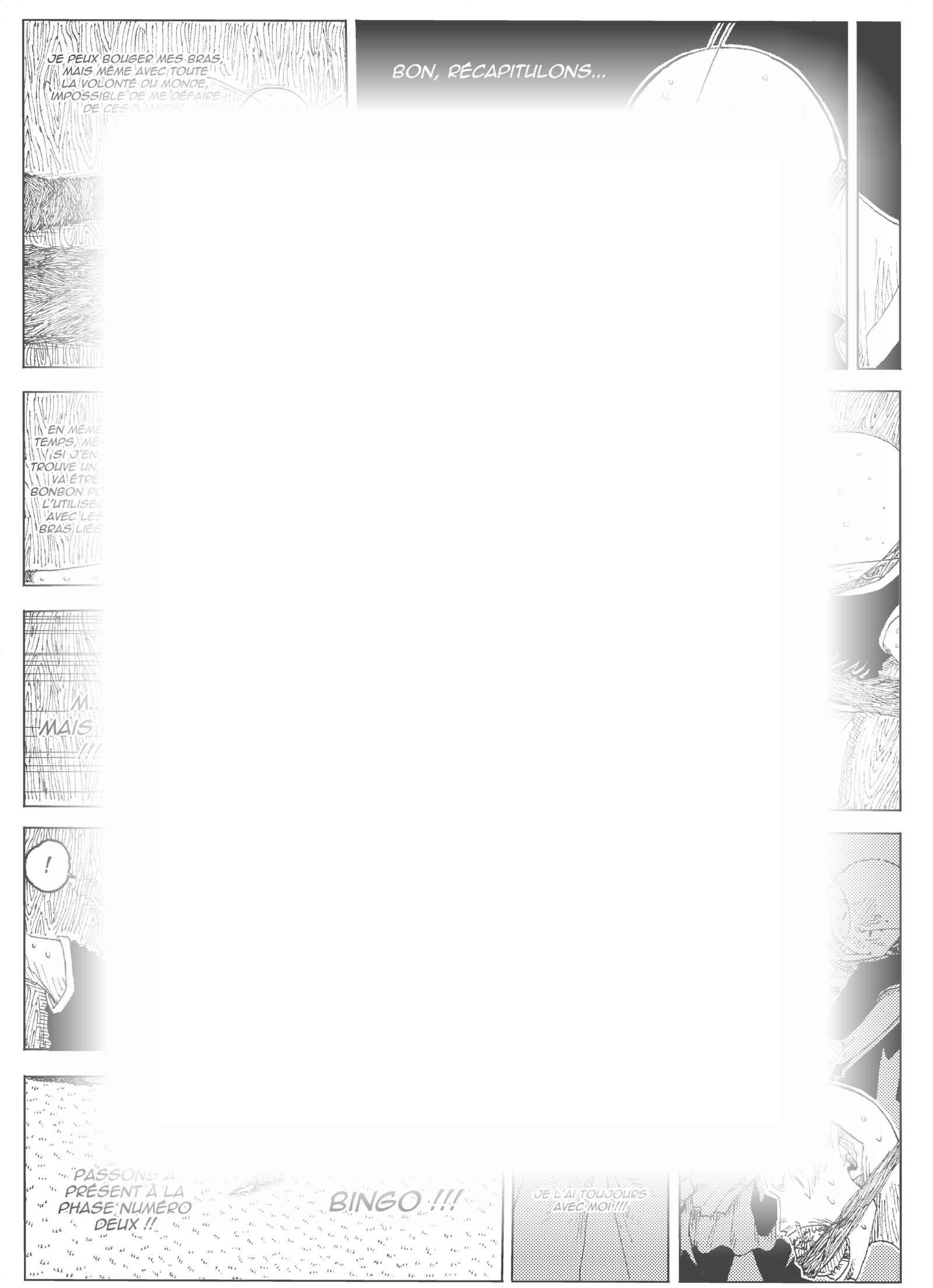 The Last Sasori : Chapitre 5 page 19