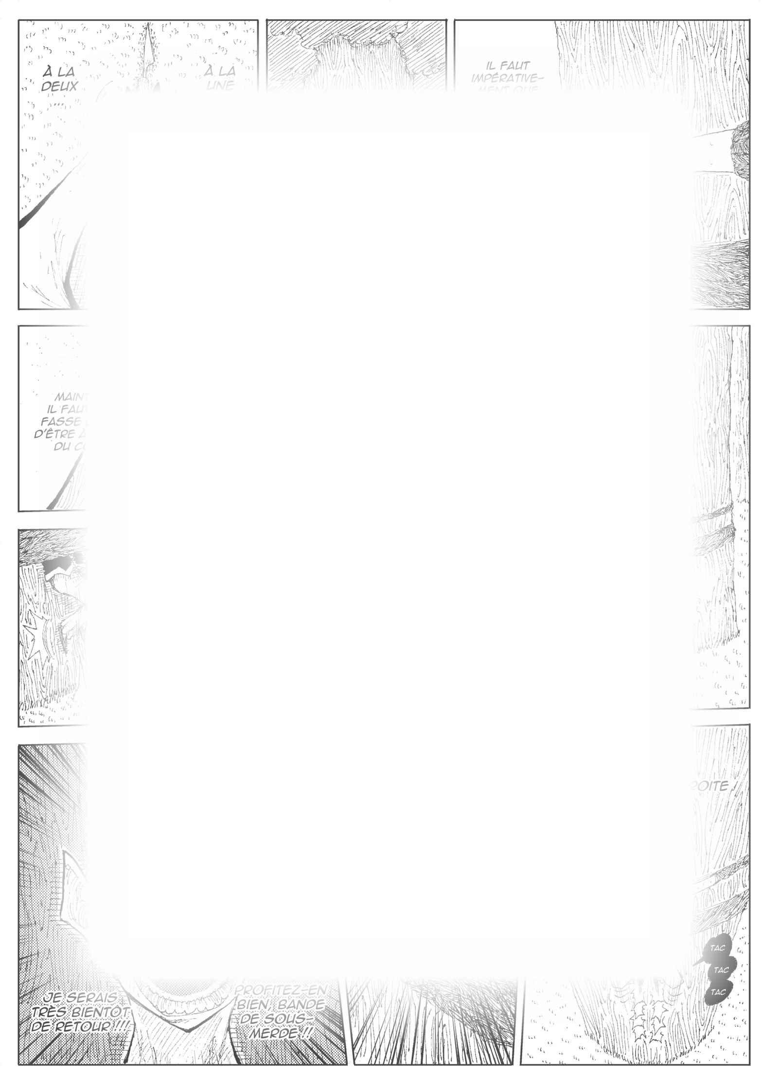 The Last Sasori : Chapitre 5 page 20