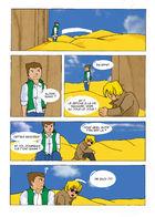 Chroniques d'un nouveau monde : Chapitre 1 page 4