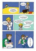 Chroniques d'un nouveau monde : Chapitre 1 page 8
