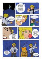 Chroniques d'un nouveau monde : Chapitre 1 page 15