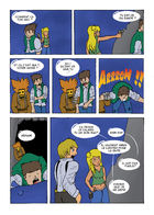 Chroniques d'un nouveau monde : Chapitre 1 page 16