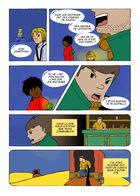 Chroniques d'un nouveau monde : Chapitre 1 page 21
