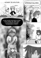 Je t'aime...Moi non plus! : Глава 3 страница 3