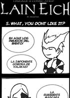 My main : Chapitre 1 page 9