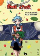 Food Attack : チャプター 15 ページ 1
