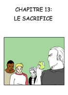 Guerriers Psychiques : Chapter 13 page 1