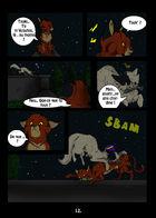 Les Fantômes Vagabonds : Chapitre 1 page 12