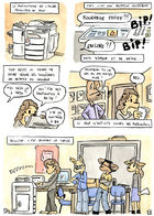 Salle des Profs : Chapitre 4 page 1