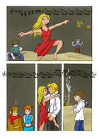Chroniques d'un nouveau monde : Chapitre 2 page 9