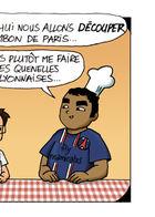 Ze crazy cooks : Chapitre 2 page 2
