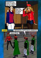 Magic Girl  : Capítulo 2 página 4