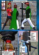 Magic Girl  : Capítulo 2 página 5