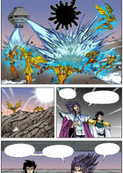 Saint Seiya - Eole Chapter : Chapter 1 page 17