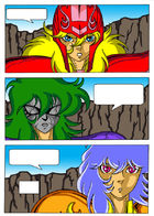 Saint Seiya Ultimate : Chapter 15 page 8