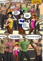 Magic Girl  : Capítulo 3 página 4