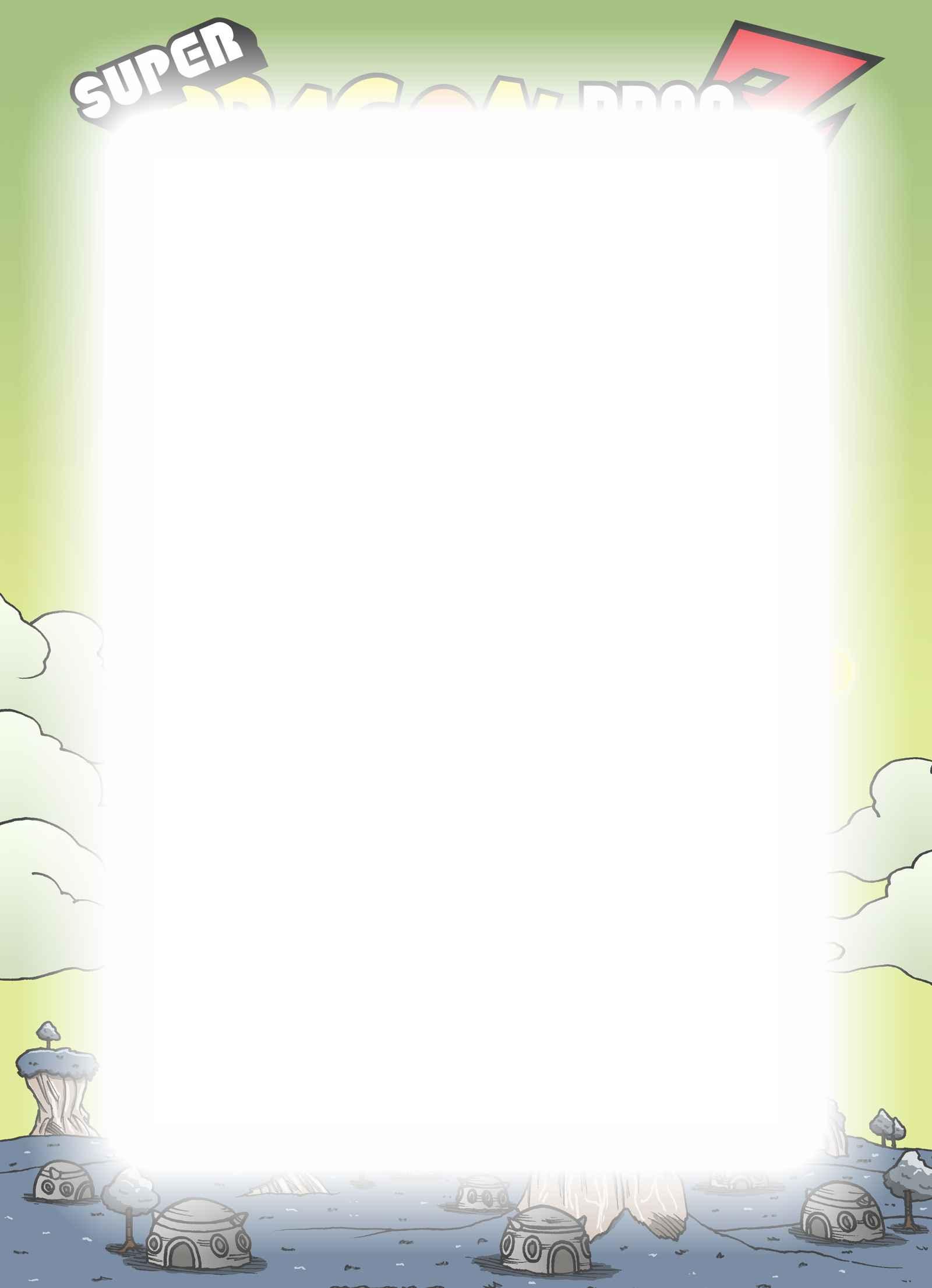 Super Dragon Bros Z : Chapitre 11 page 1