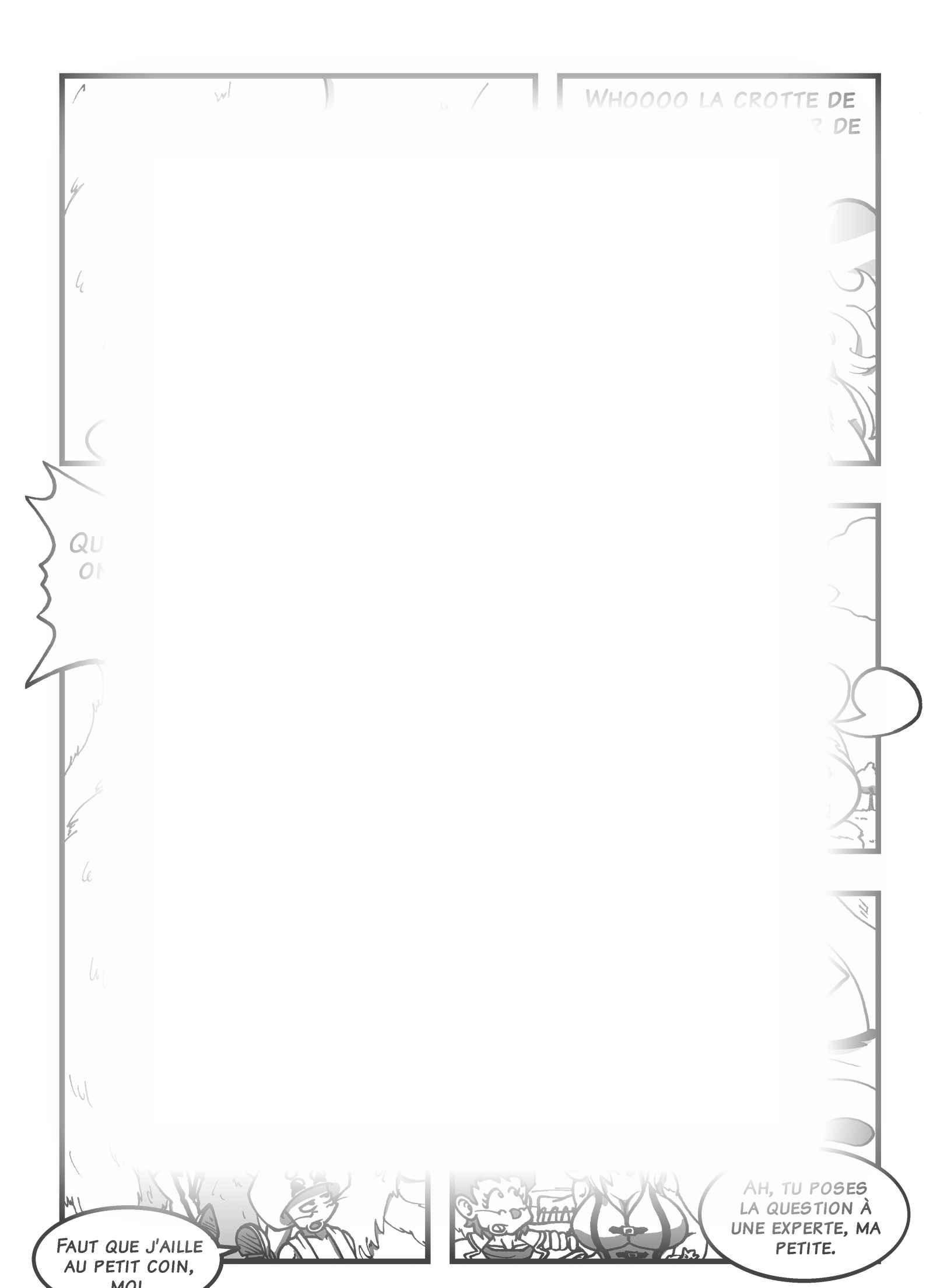 Super Dragon Bros Z : Chapitre 11 page 5
