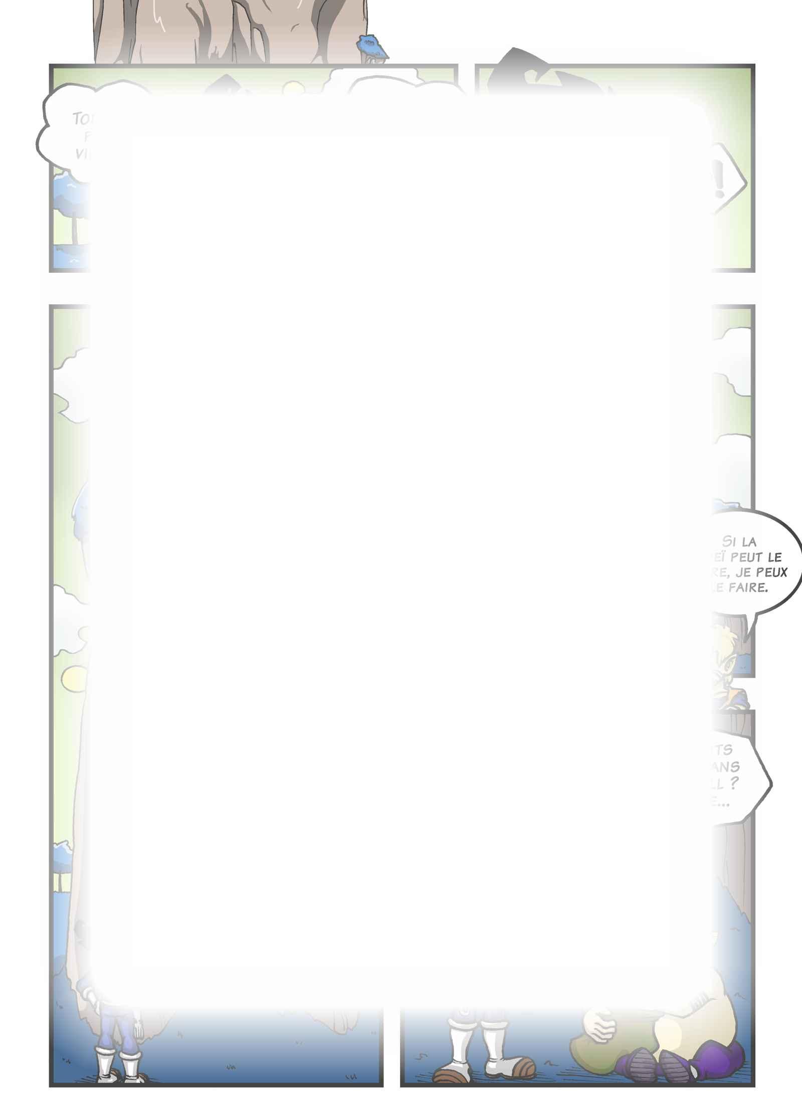 Super Dragon Bros Z : Chapitre 11 page 9