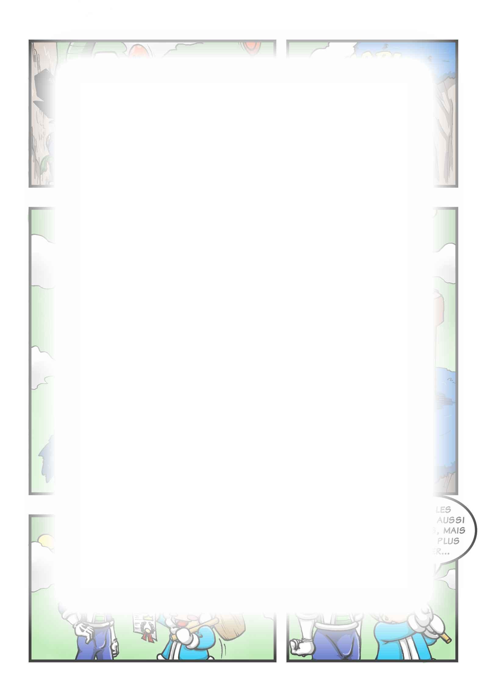 Super Dragon Bros Z : Chapitre 11 page 11
