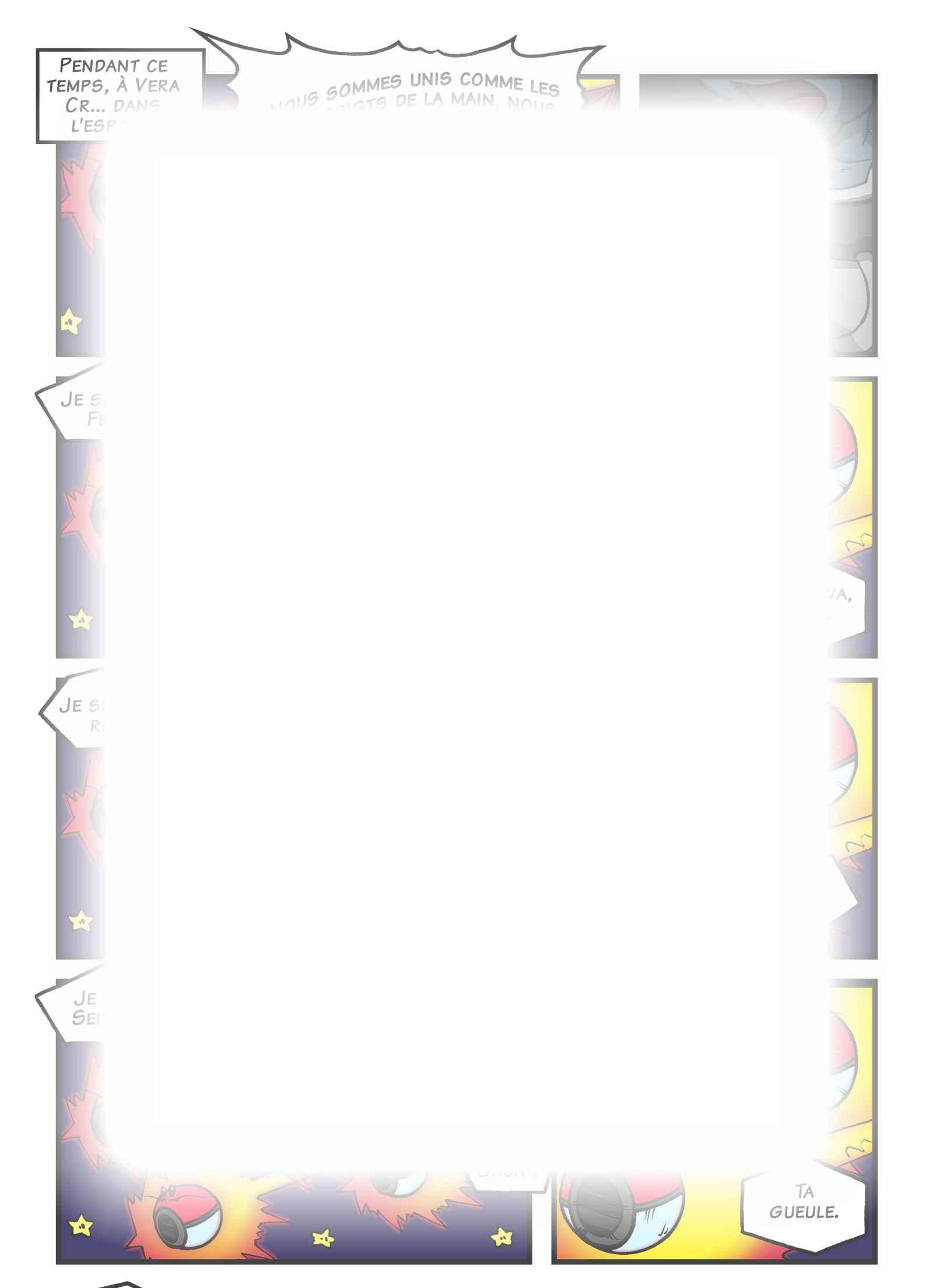 Super Dragon Bros Z : Chapitre 11 page 18