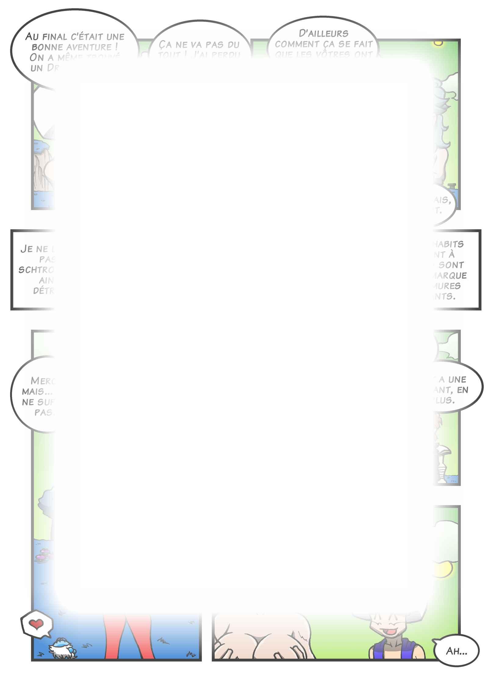 Super Dragon Bros Z : Chapitre 11 page 22
