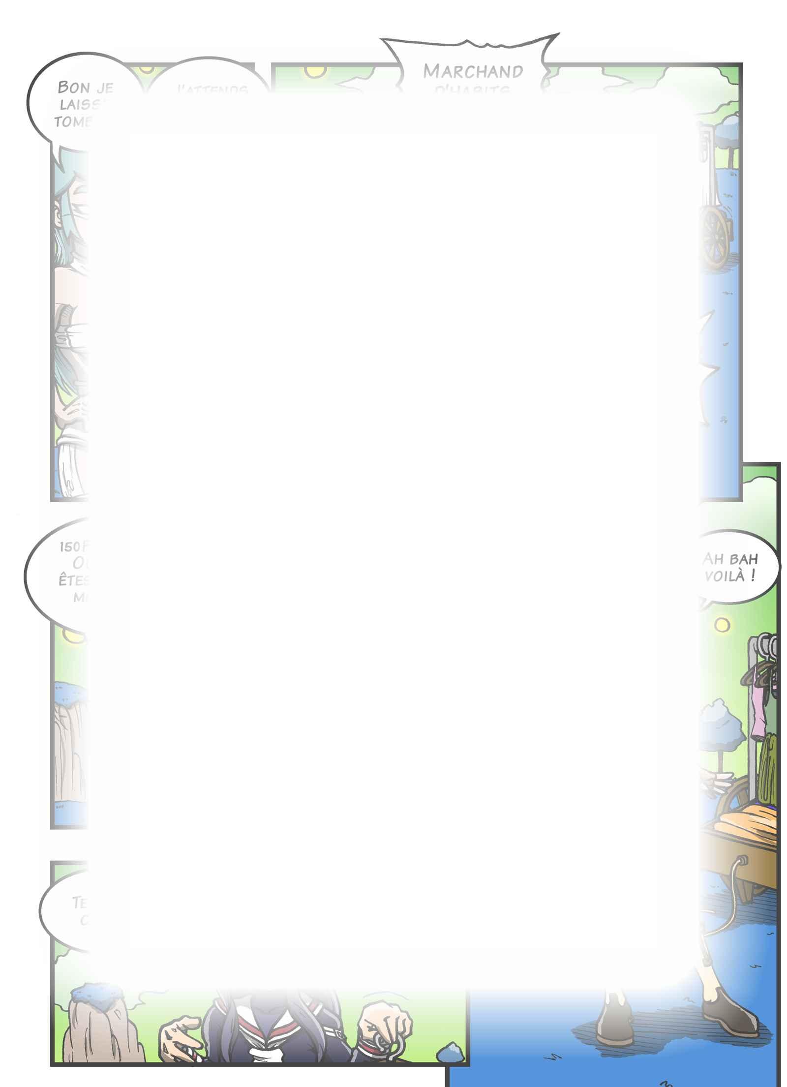 Super Dragon Bros Z : Chapitre 11 page 24