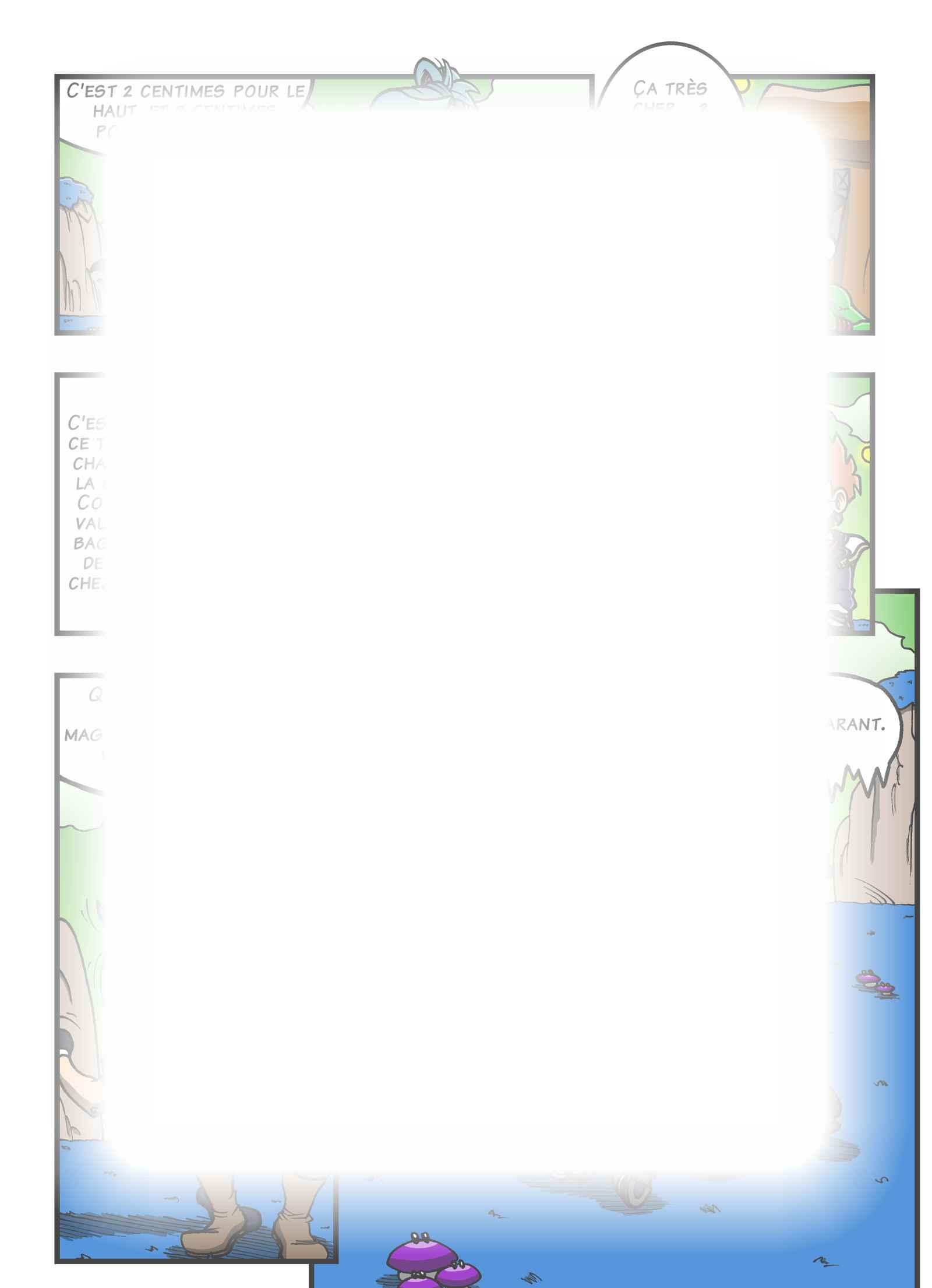 Super Dragon Bros Z : Chapitre 11 page 25