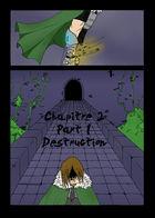 Chroniques d'un nouveau monde : Chapitre 3 page 4