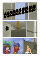 Chroniques d'un nouveau monde : Chapitre 3 page 8