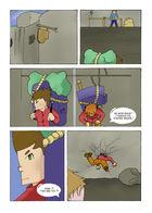 Chroniques d'un nouveau monde : Chapitre 3 page 9