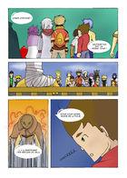 Chroniques d'un nouveau monde : Chapitre 3 page 11