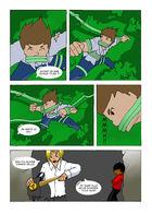 Chroniques d'un nouveau monde : Chapitre 3 page 16