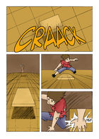 Chroniques d'un nouveau monde : Chapitre 3 page 18