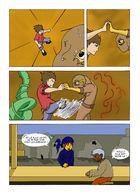 Chroniques d'un nouveau monde : Chapitre 3 page 21