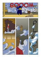Chroniques d'un nouveau monde : Chapitre 3 page 22