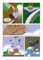Chroniques d'un nouveau monde : Chapitre 3 page 28