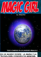 Magic Girl  : Capítulo 4 página 2