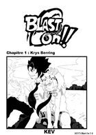 Blast On !! : Chapitre 1 page 1