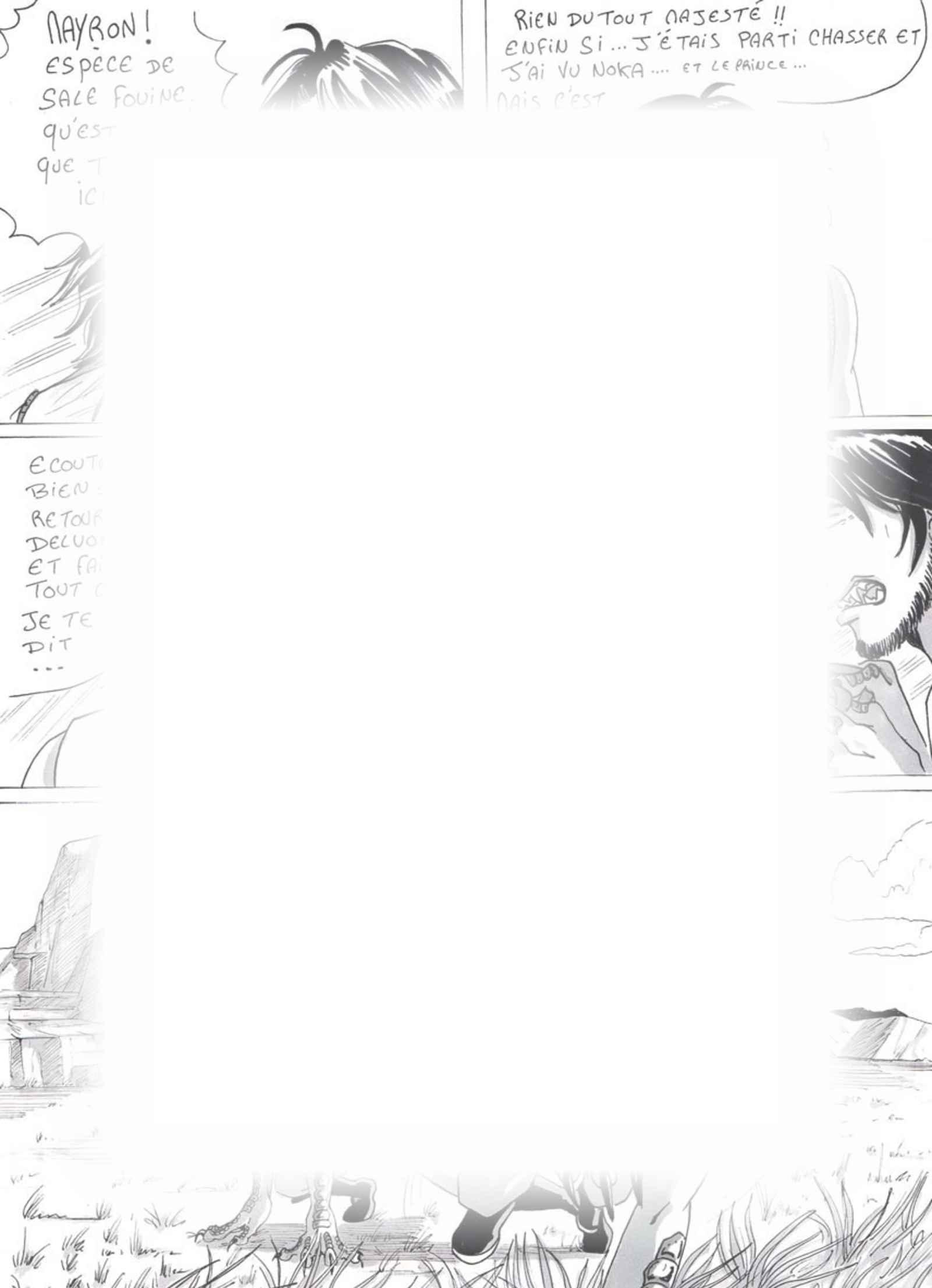 Coeur d'Aigle : Chapitre 10 page 12