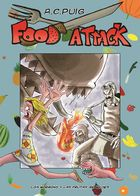 Food Attack : Capítulo 2 página 1