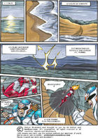 Saint Seiya - Ocean Chapter : Chapitre 1 page 1
