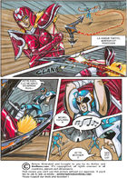 Saint Seiya - Ocean Chapter : Chapitre 1 page 2