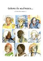 Déracinés -Image-board- : Chapitre 2 page 1