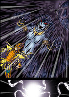 Saint Seiya - Eole Chapter : Chapter 2 page 14