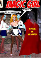Magic Girl  : Capítulo 7 página 1